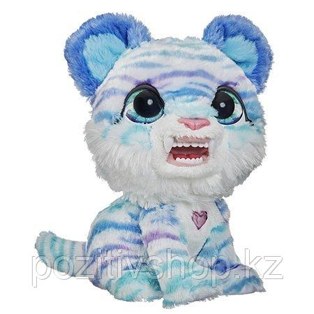 Интерактивный Саблезубый котенок Тигр FurReal Friends Hasbro - фото 1