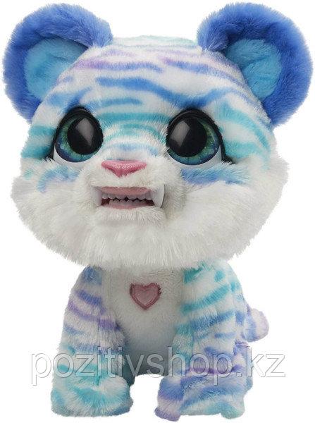 Интерактивный Саблезубый котенок Тигр FurReal Friends Hasbro - фото 2