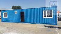 Жилье для строителей на базе 20 или 40 футовых контейнеров, фото 1