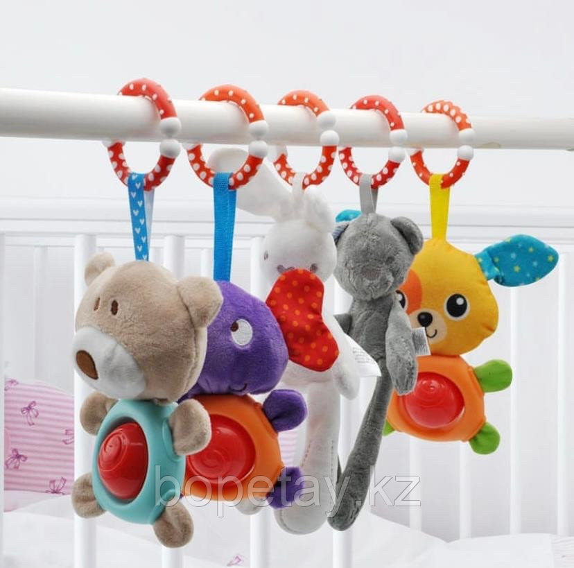 Мягкие игрушки подвески