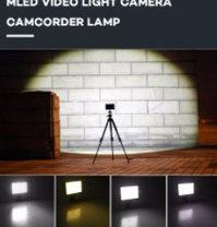 Прожектор  Lightdow LD-160 с регулируемой яркостью, фото 2