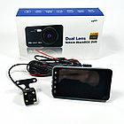 Автомобильный Видеорегистратор Q6L,Full HD на 2 камеры, фото 2