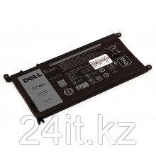 Аккумулятор для ноутбука Dell 3521 (WDX0R)/ 11.4 В/ 3500 мАч, черный,  ОРИГИНАЛ