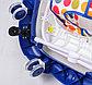 Ходунки  Alis Пальма синий/белый, фото 3