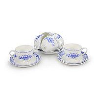 Набор чайных пар на 6 персон Любава (Акку, Казахстан)