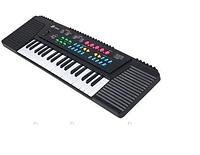 Детский большой синтезатор 200А с микрофоном