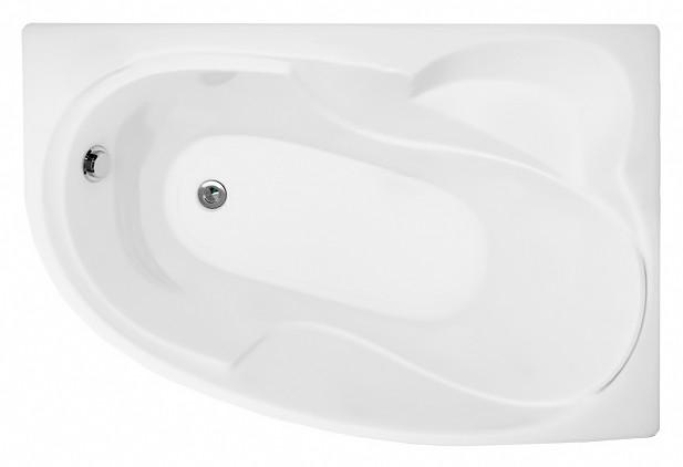 Ванна акриловая Тритон Николь левая 160х100