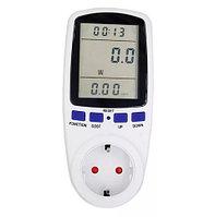 Вольтметр/амперметр/ваттметр, измеритель мощности потребления прибора в КВТ