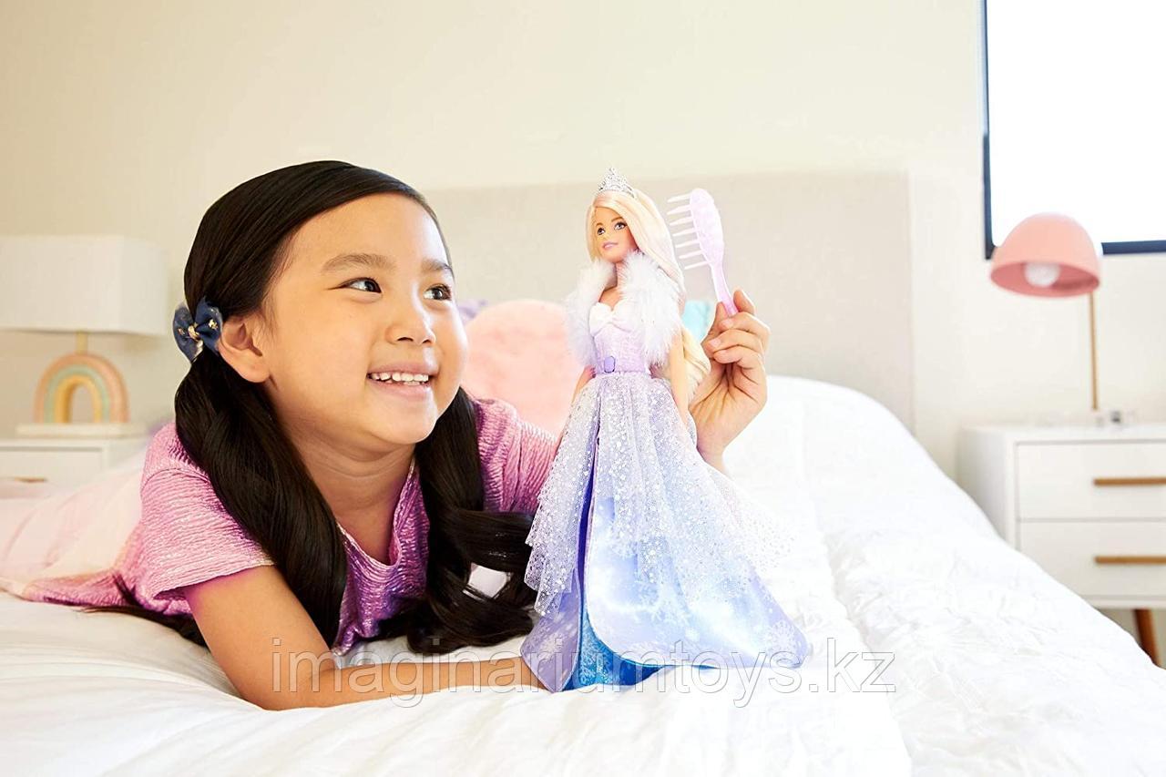 Кукла Barbie Снежная принцесса Dreamtopia - фото 6