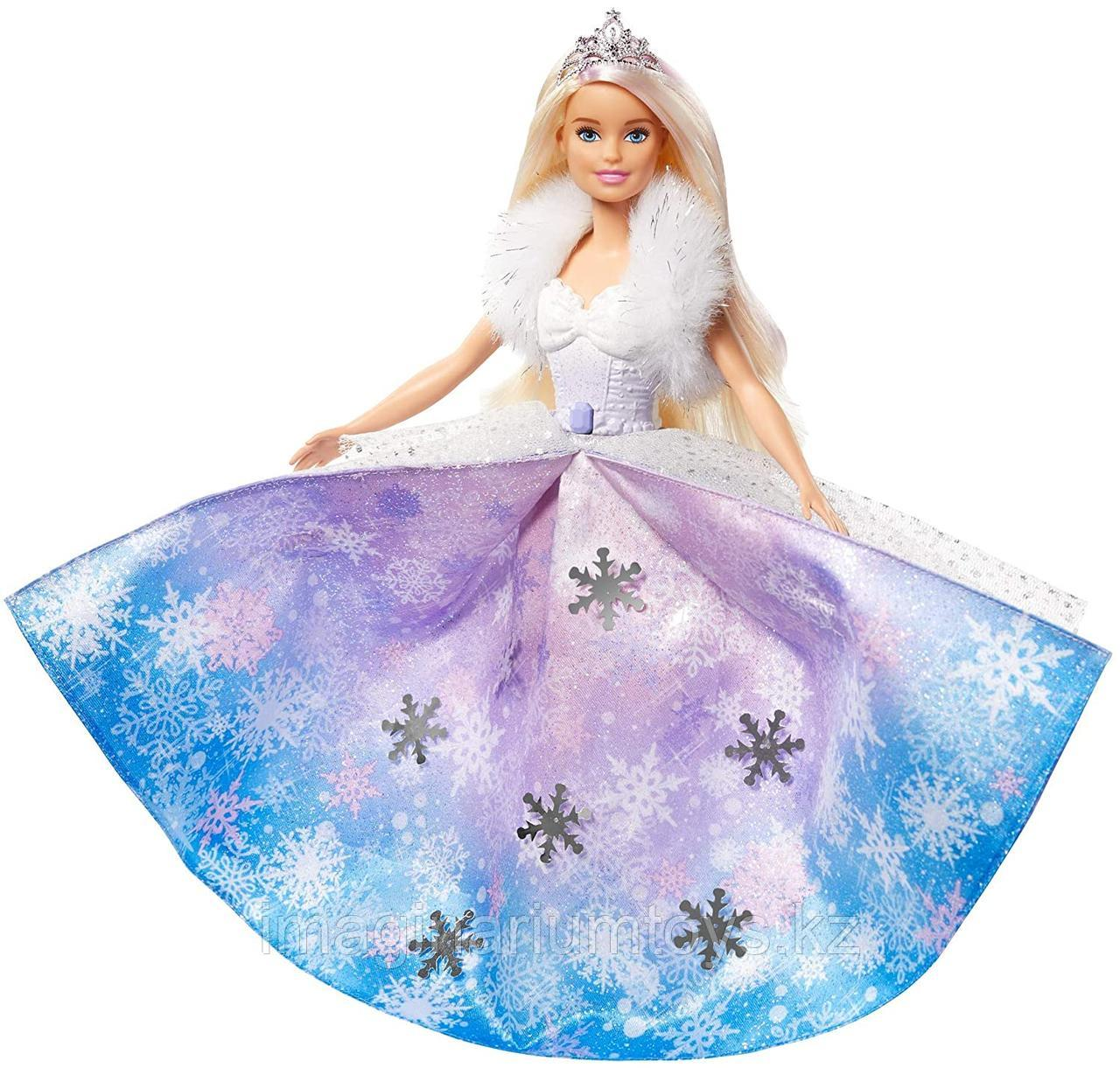 Кукла Barbie Снежная принцесса Dreamtopia - фото 5