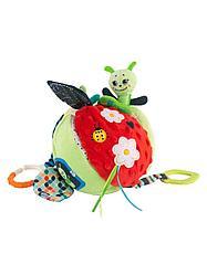 """Развивающая игрушка-подвес """"Волшебное яблоко"""""""