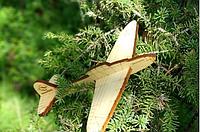 Сборные модели - Самолет (4 дизайна) из кедра
