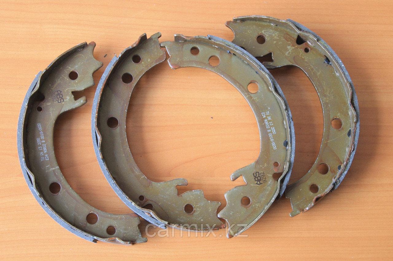 Колодки тормозные задние барабанные SUZUKI GRAND VITARA JB424