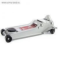 Домкрат MATRIX, гидравл., подкатной, быстр.подъем, 3,5т Low Profile, Quick Lift, 98-535 мм