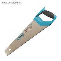Ножовка по дереву GROSS PIRANHA, 400 мм, 7-8 TPI, заточка 3D, калёный зуб
