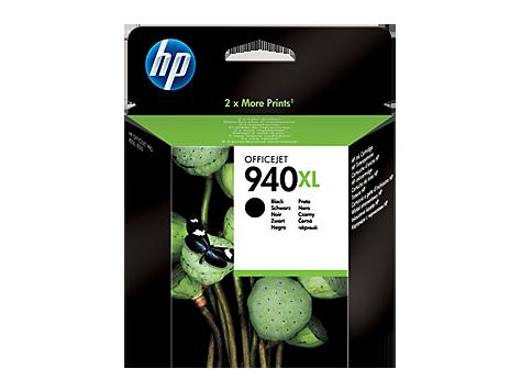 HP C4906AE Картридж черный, 940XL