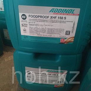 Цепное масло с пищевым допуском ADDINOL FOOD PROF XHF150S  150 FG