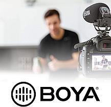 Беспроводной микрофон комплект Boya BY-WM8 Pro-K2, фото 3