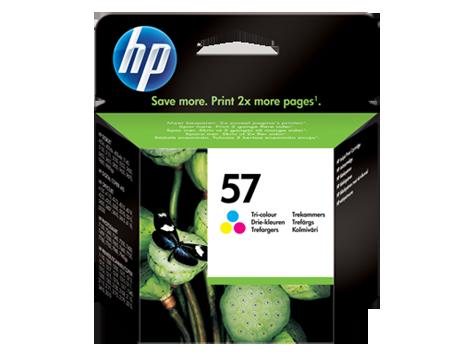 HP C6657AE Картридж трехцветный. HP 57