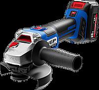 Машина углошлифовальная аккумуляторная, BL-motor, 2 АКБ AB-125-42 серия «ПРОФЕССИОНАЛ»