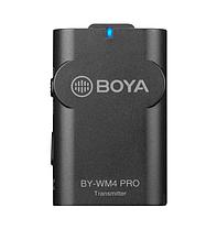Беспроводной микрофон комплект Boya BY-WM4 PRO-K5, фото 2