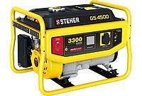 Бензиновый электрогенератор STEHER GS-4500, 3.3 кВт