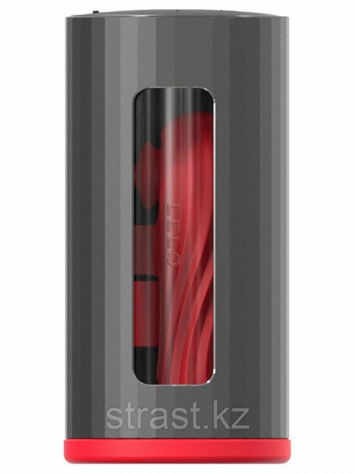Lelo - F1s Developer's Kit Red - высокотехнологичный мастурбатор, 14.3х7.1 см (только доставка)