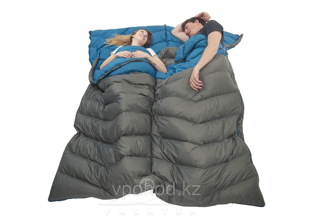 Спальный мешок двухместный, 220*150 см
