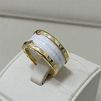 Золотое кольцо под Булгари / размер 18