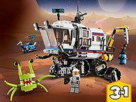 LEGO Creator 31107 Исследовательский планетоход, конструктор ЛЕГО