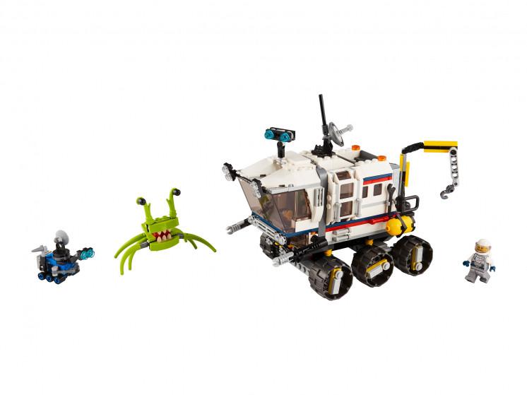 LEGO Creator 31107 Исследовательский планетоход, конструктор ЛЕГО - фото 3
