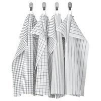 Полотенце кухонное РИННИГ с рисунком 45x60 см ИКЕА, IKEA