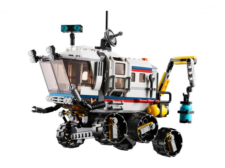LEGO Creator 31107 Исследовательский планетоход, конструктор ЛЕГО - фото 5