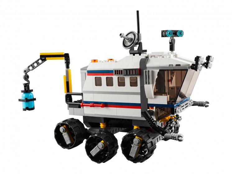 LEGO Creator 31107 Исследовательский планетоход, конструктор ЛЕГО - фото 6