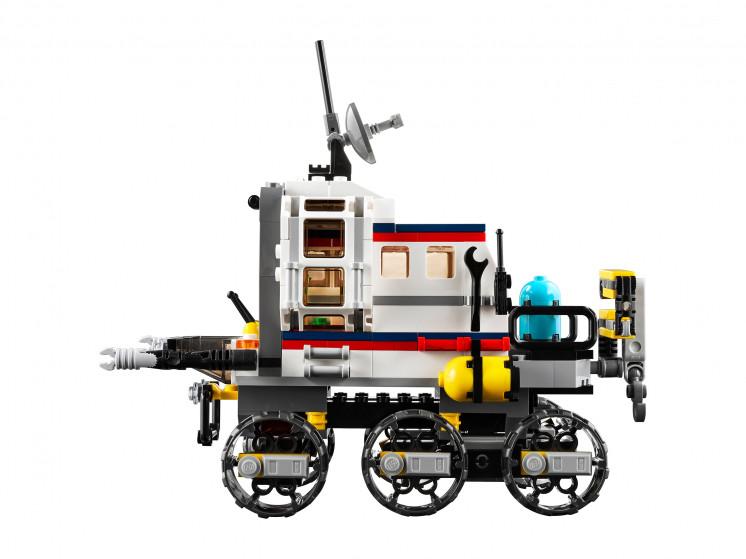 LEGO Creator 31107 Исследовательский планетоход, конструктор ЛЕГО - фото 7