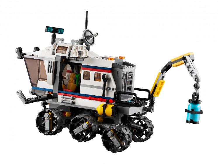 LEGO Creator 31107 Исследовательский планетоход, конструктор ЛЕГО - фото 8