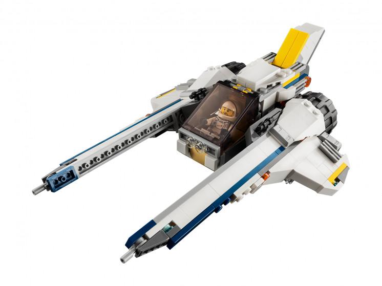 LEGO Creator 31107 Исследовательский планетоход, конструктор ЛЕГО - фото 9