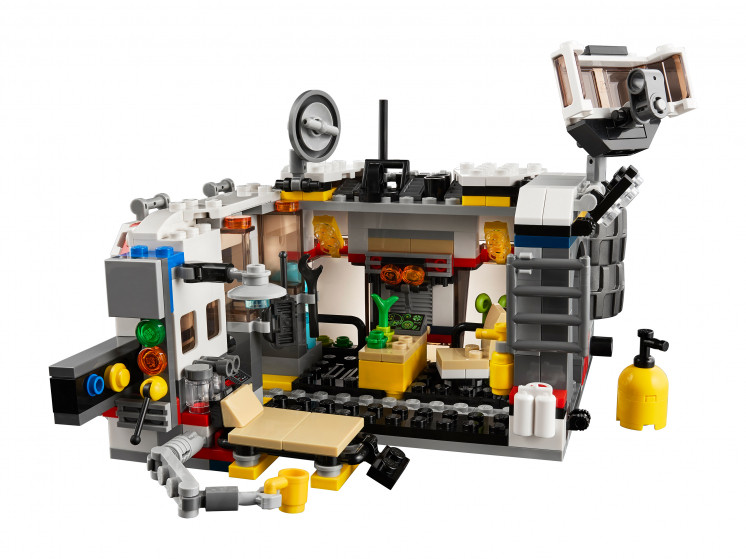 LEGO Creator 31107 Исследовательский планетоход, конструктор ЛЕГО - фото 10