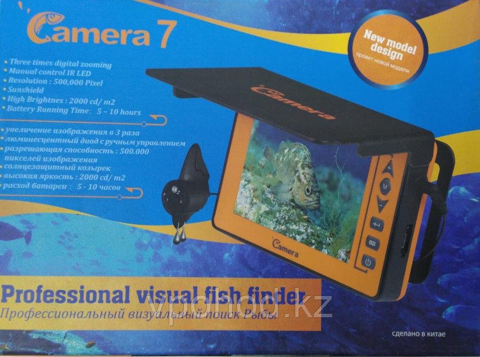 Камера для рыбалки HR-4015T - фото 1