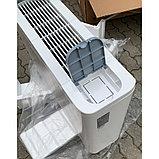 Напольно-потолочный фанкойл almacom АFF5-600 2х трубный, корпусный (без пульта), фото 2