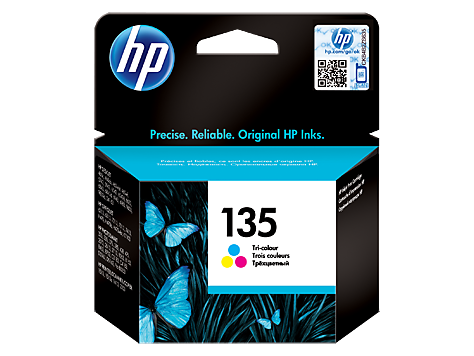 HP C8766HE Картридж трехцветный 135