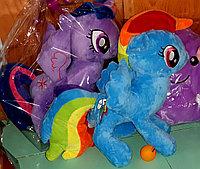Мягкая игрушка Пони, единорог., фото 1