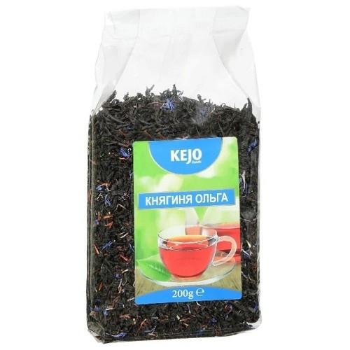 Kejo foods чай черный Княгиня Ольга, 200 гр.