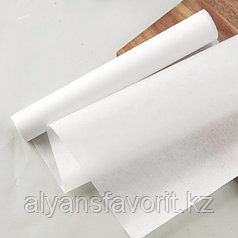 Бумага для выпечки белая 45 см*75м TEXTOP. 500 листов.