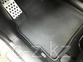 Резиновые коврики с высоким бортом для Mazda CX-7 2006-2012, фото 3