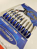 Ручка синяя ChromX, ИНДИЯ, фото 1
