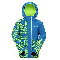Лыжная куртка INTKO Синий, 128-134