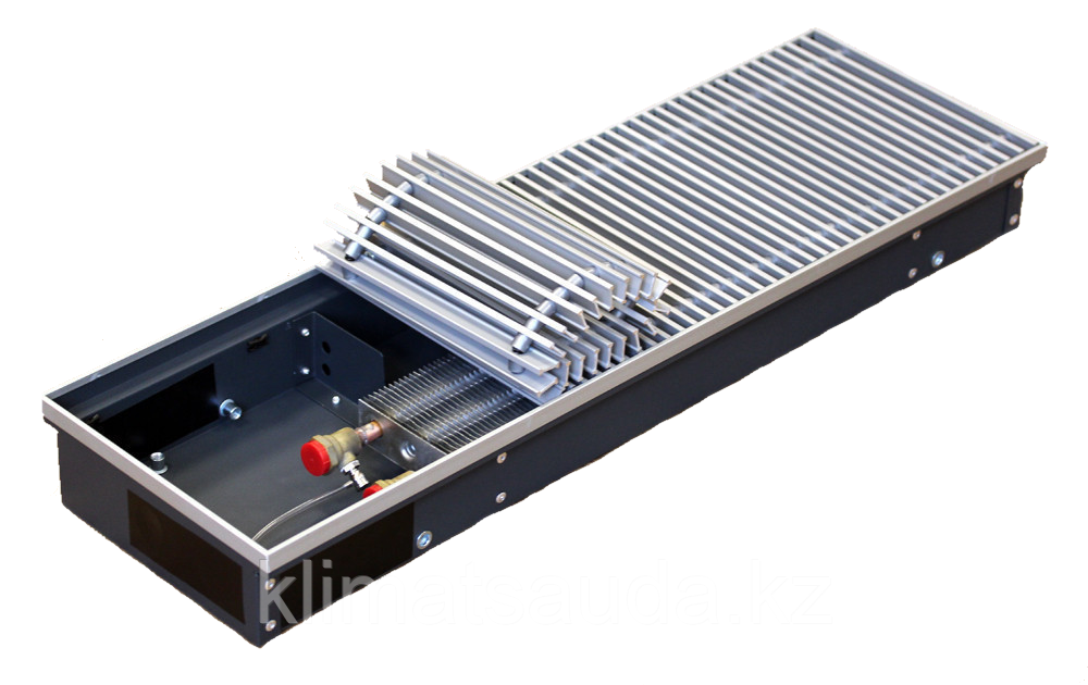 Внутрипольные конвекторы Techno  KVZV 250-85-1700.00.000 (вент.)