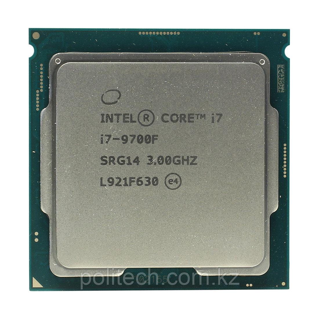 Процессор Intel 1151v2 i7-9700F