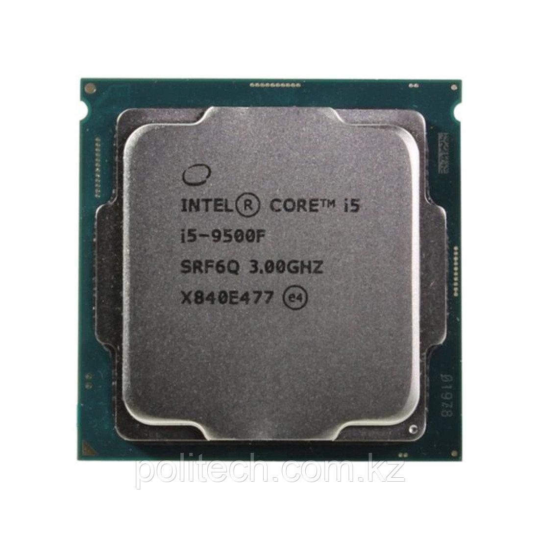 Процессор Intel 1151v2 i5-9500F
